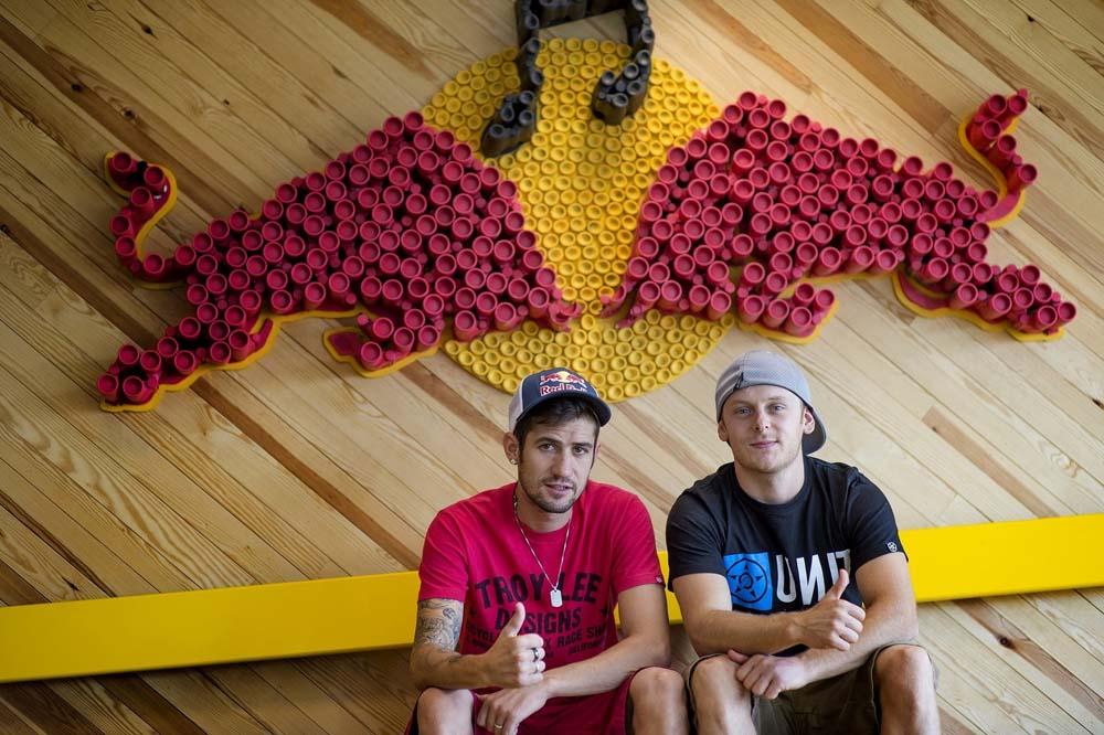 Dany Torres y Maikel Melero, en Madrid