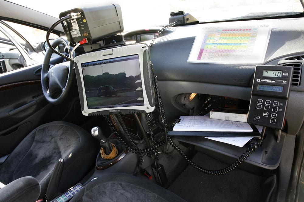 La DGT aplica mal el margen de error en los radares