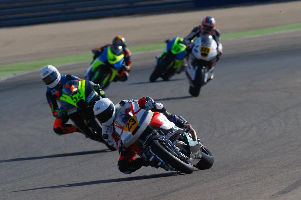 Gana dos pases VIP para ver a La Moto2 en la cuarta prueba del CEV