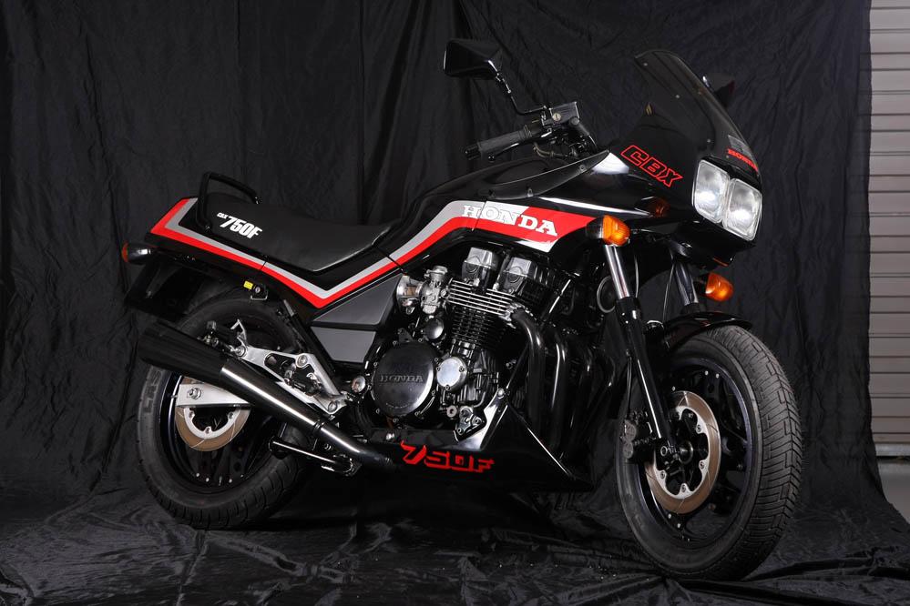 Honda CBX750F 1984