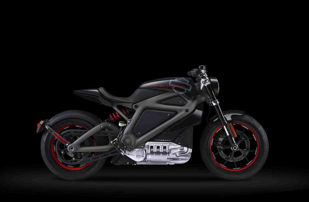La Harley-Davidson Eléctrica