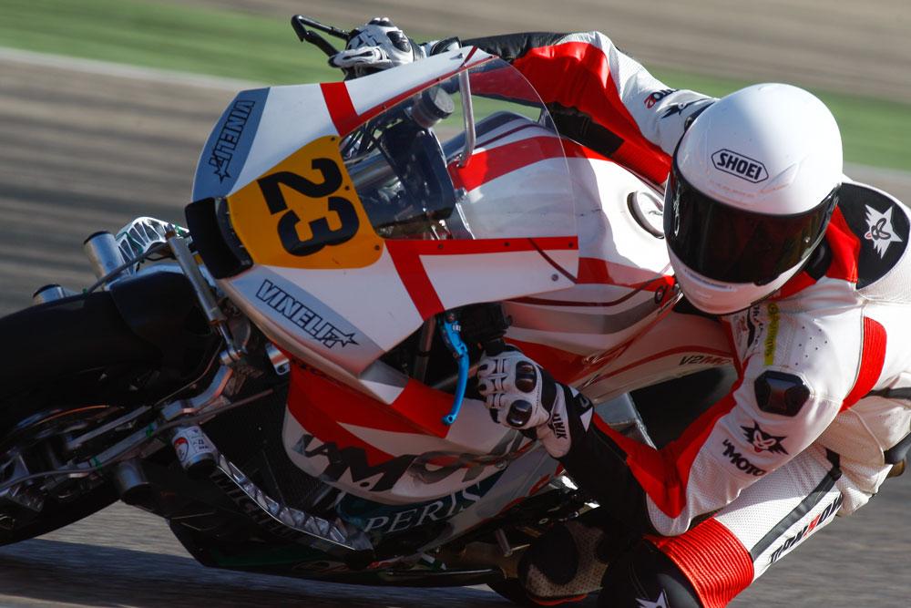 Consigue dos pases VIP para animar a La Moto2 en el FIM CEV Repsol de Albacete