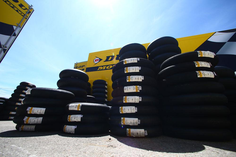 Dunlop anuncia novedades en Moto2