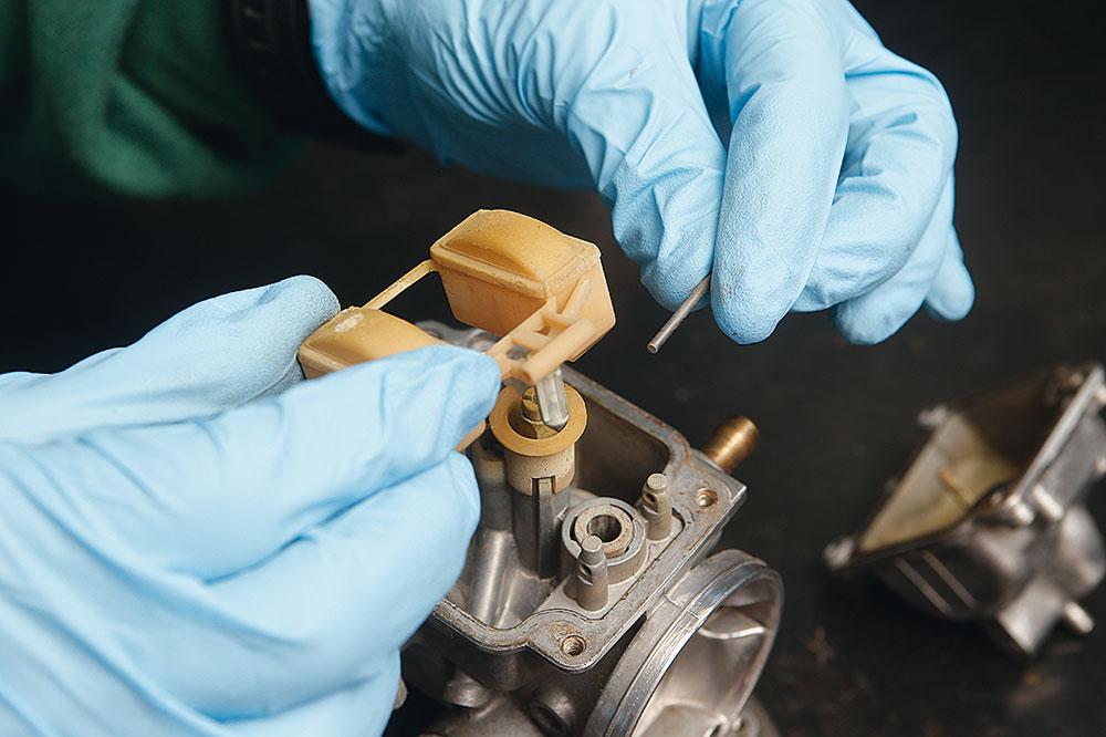 La mitad de los usuarios de motoVitae optan por el taller para realizar el mantenimiento