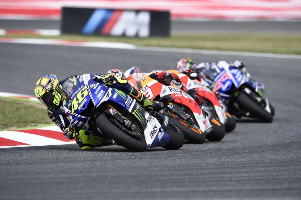 Valentino Rossi: Este año me siento fuerte casi en todas partes