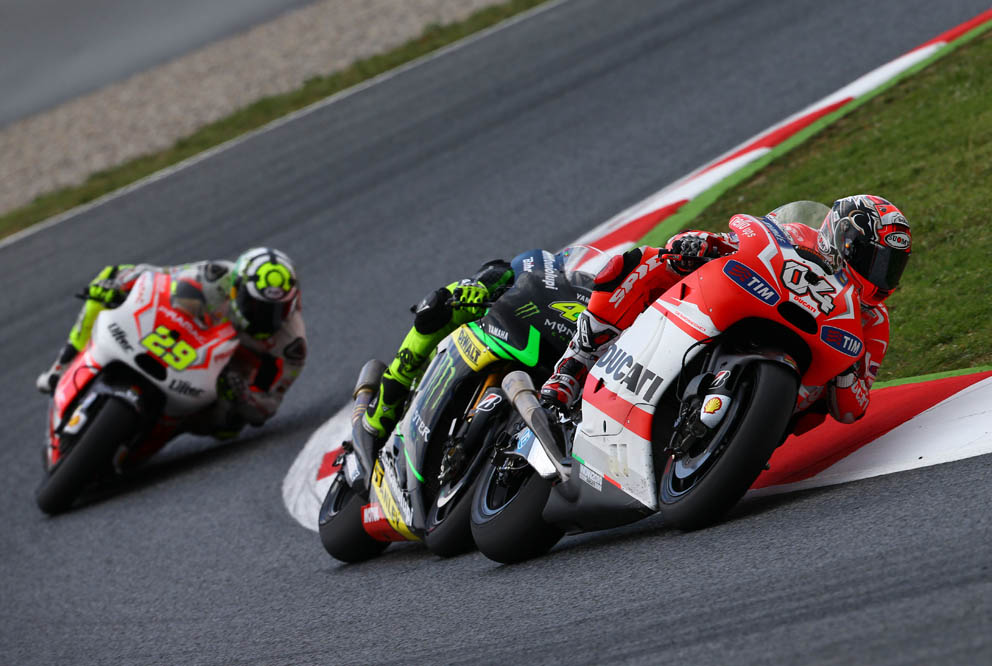 Revolución en la parrilla de MotoGP