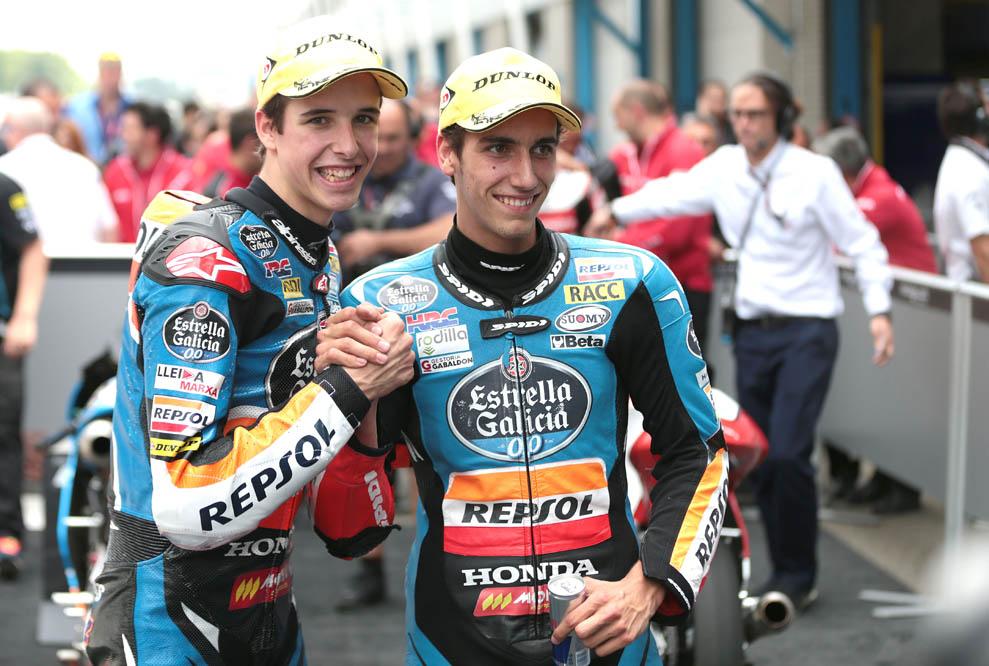 Alex Márquez: El nuevo chasis nos ha hecho ser más competitivos