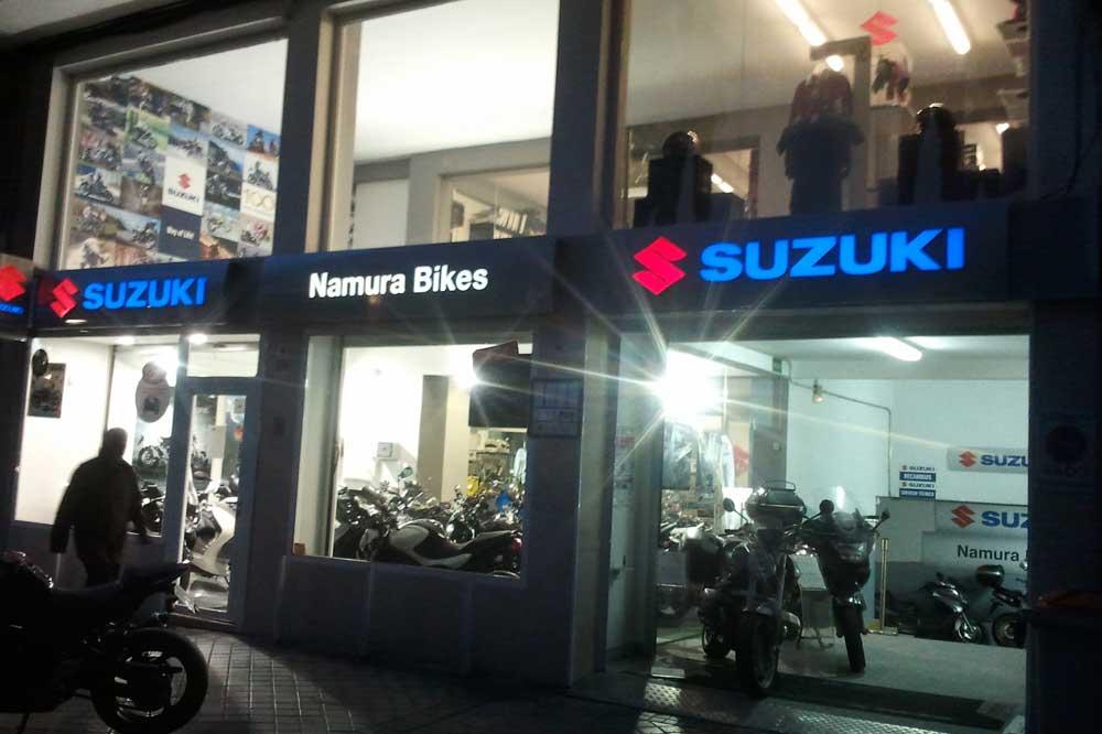 Namura Bikes te ofrece un 15% de descuento