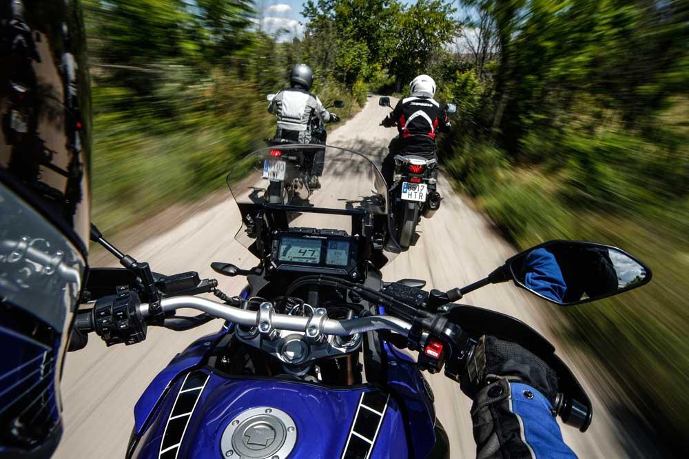 Así usan la moto los usuarios de motoVitae