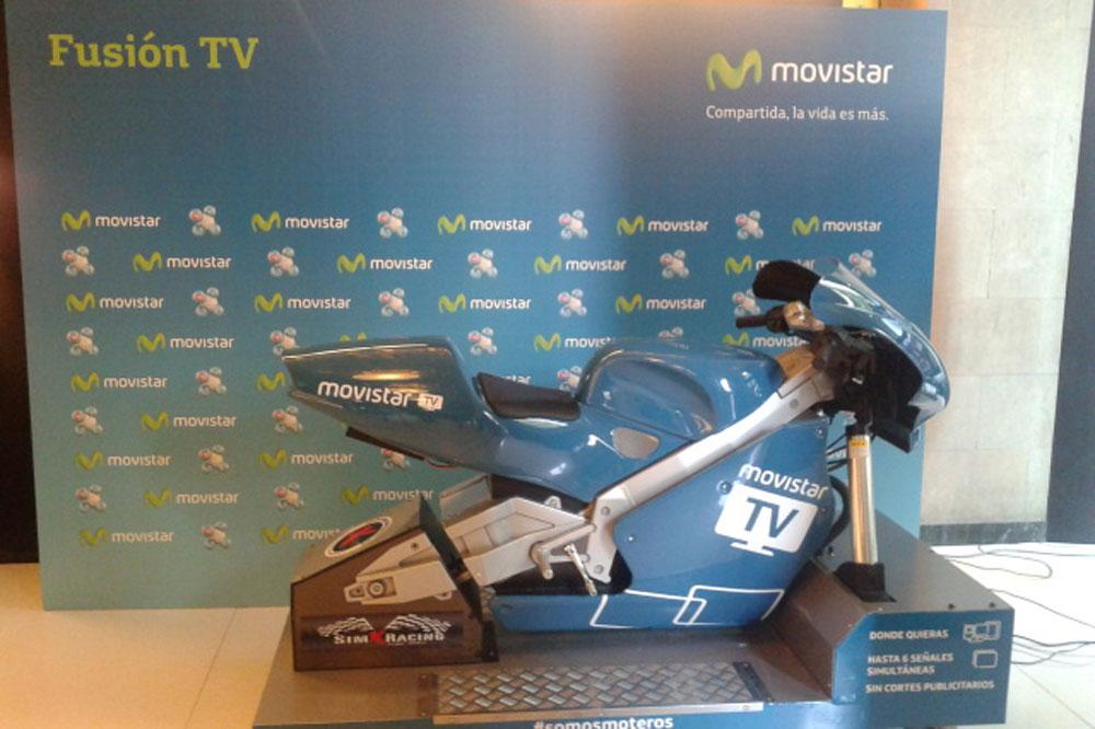 Movistar TV organiza el primer campeonato nacional del videojuego de MotoGP