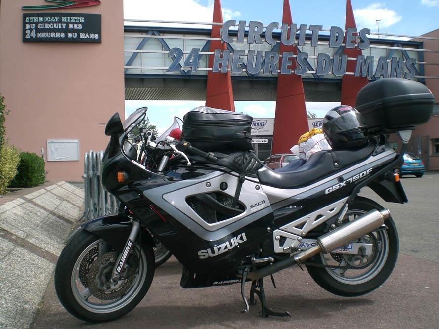 Objetivo 100.000 kms: Suzuki GSX750F