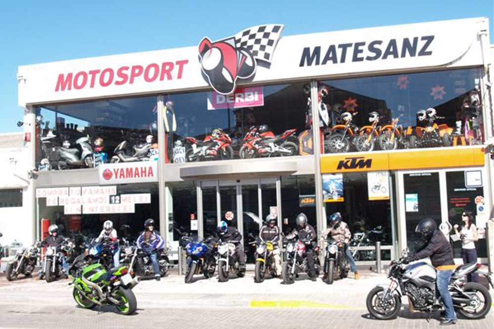 20% de descuento en Motosport Matesanz