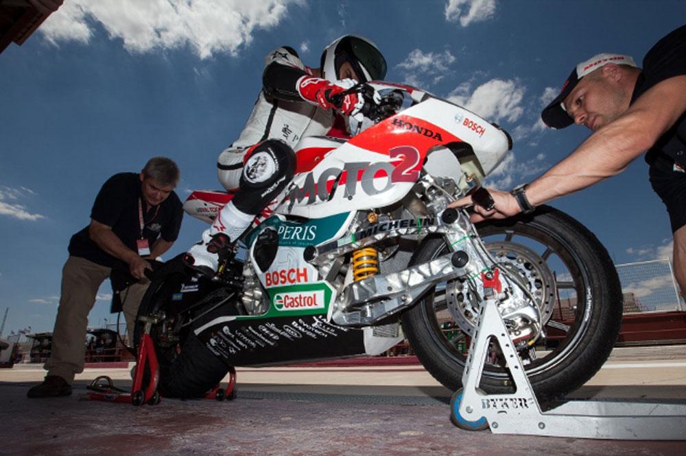 La Moto2 con paso firme en Albacete