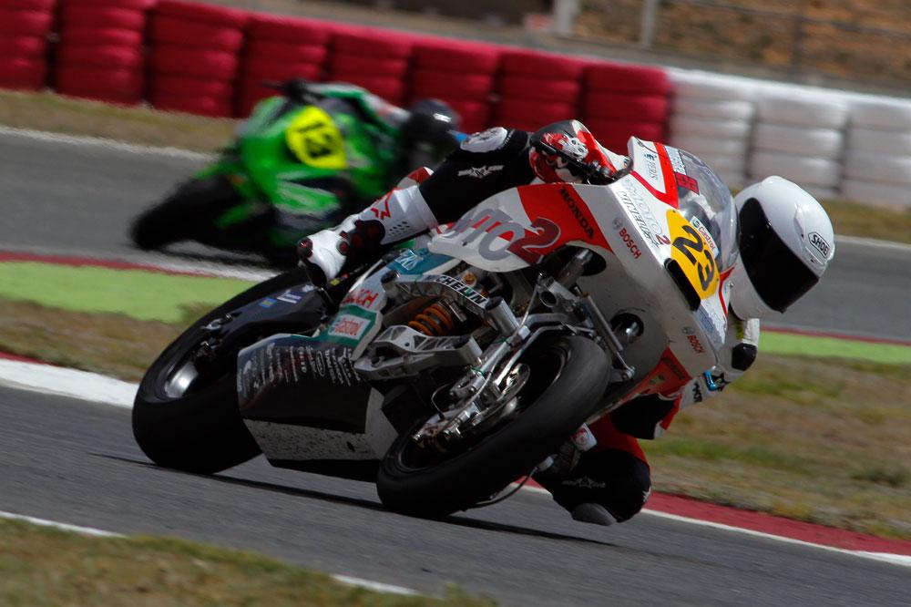 Éxito de La Moto2 en Albacete