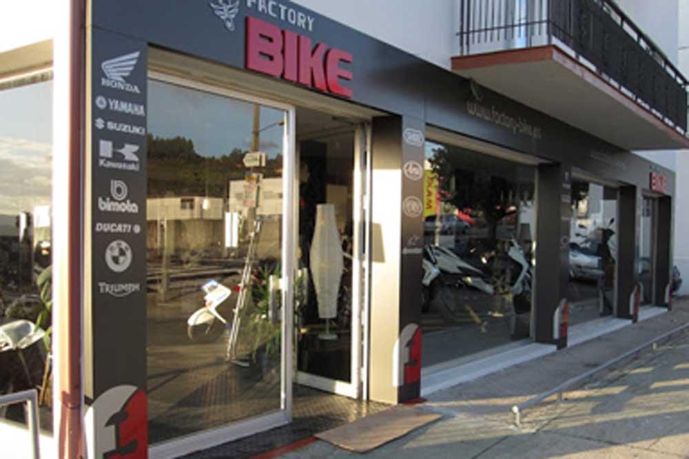 5% de descuento en Factory Bike