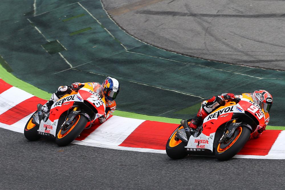 """Marc Márquez: """"Tengo ganas de competir con Dani y Jorge en Sachsenring"""""""