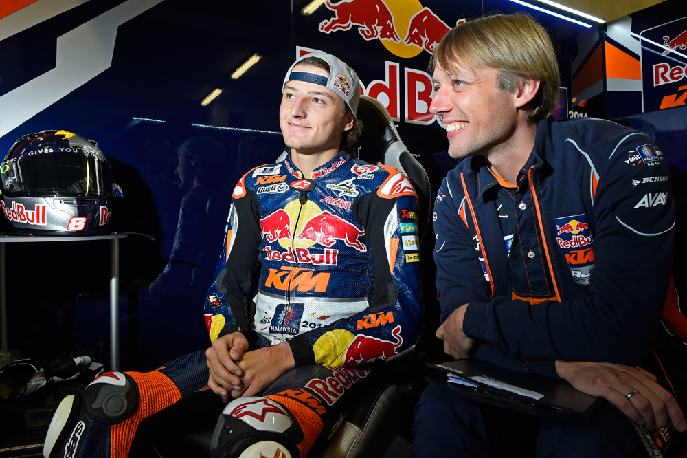 Jack Miller dará el salto a MotoGP con Honda en 2017