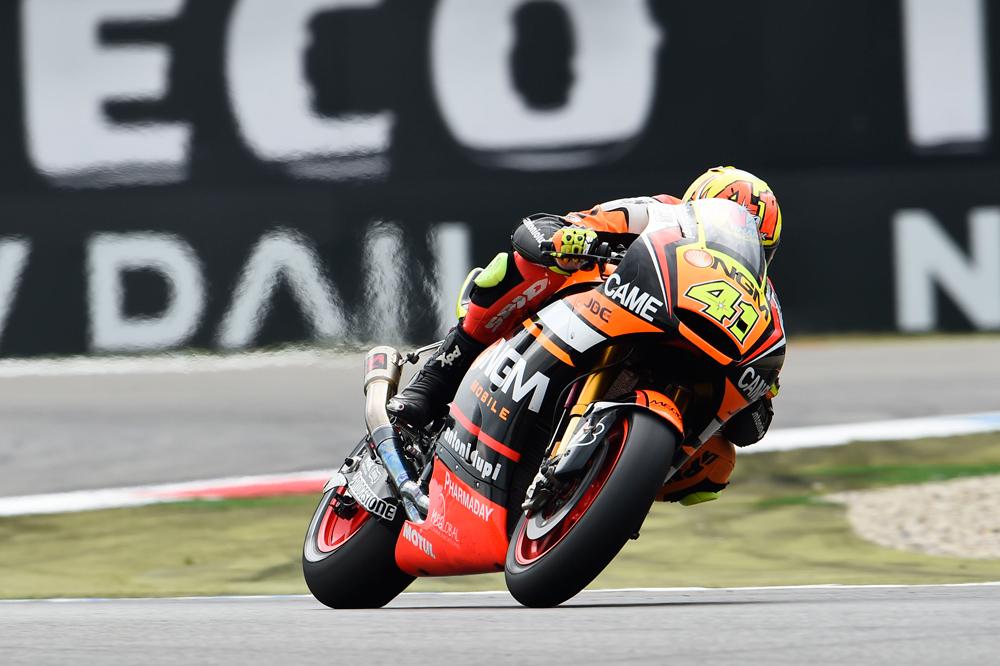 Aleix Espargaró domina el FP1 de MotoGP