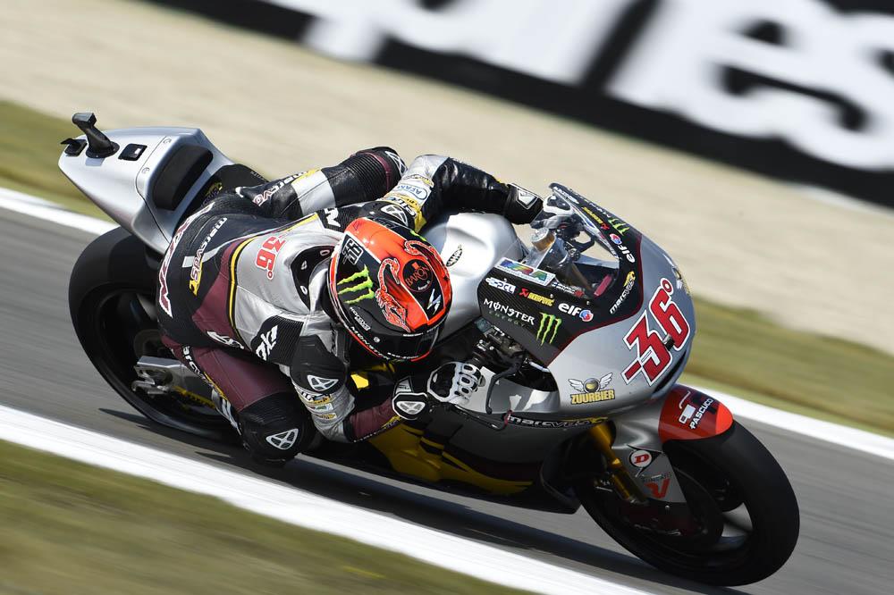 Mika Kallio encabeza el FP2 de Moto2