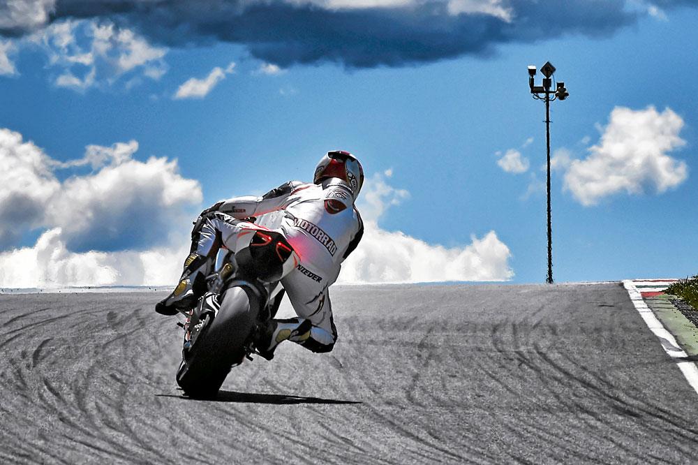 Ducati 1199 Superleggera. Prueba
