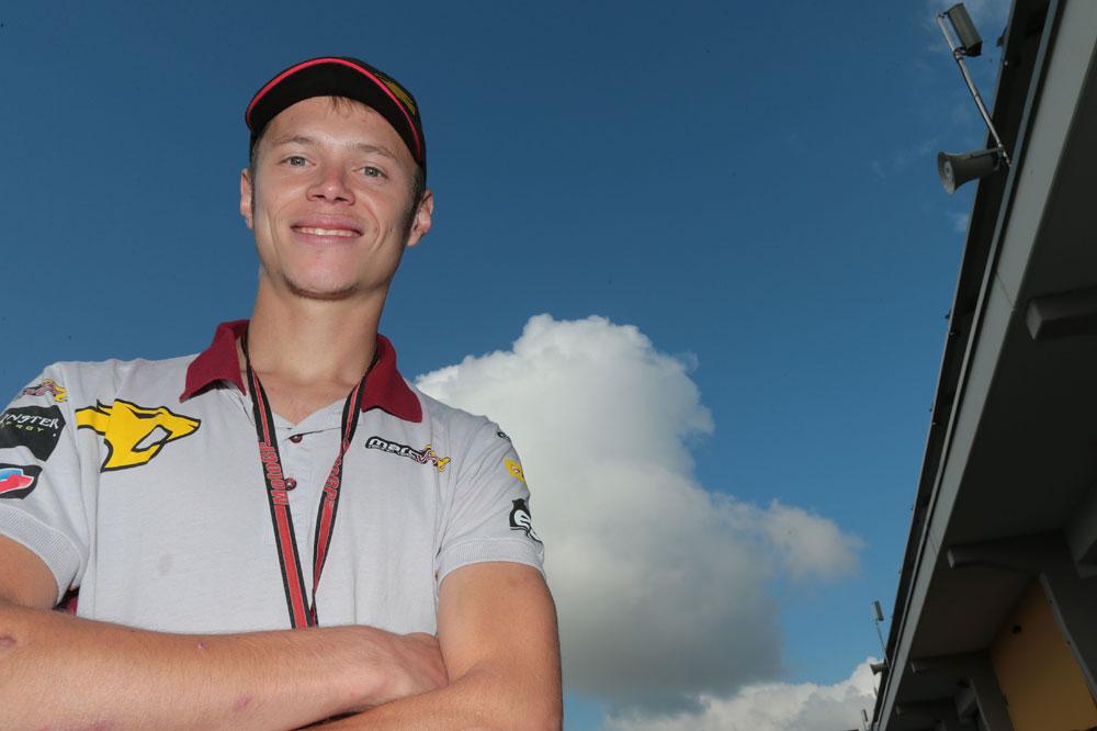 Tito Rabat seguirá en Moto2 con el Marc VDS en 2015