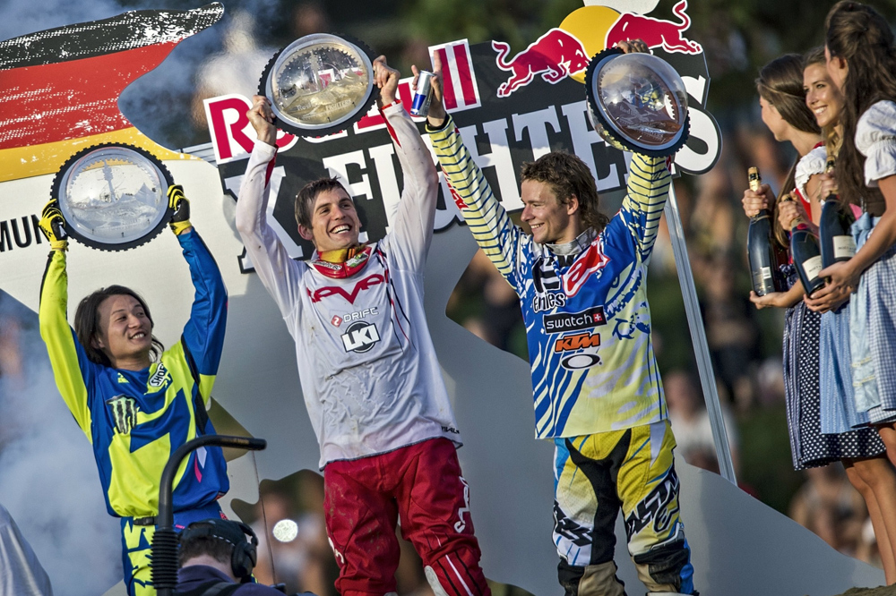 Josh Sheehan vence el Red Bull X-Fighters de Múnich