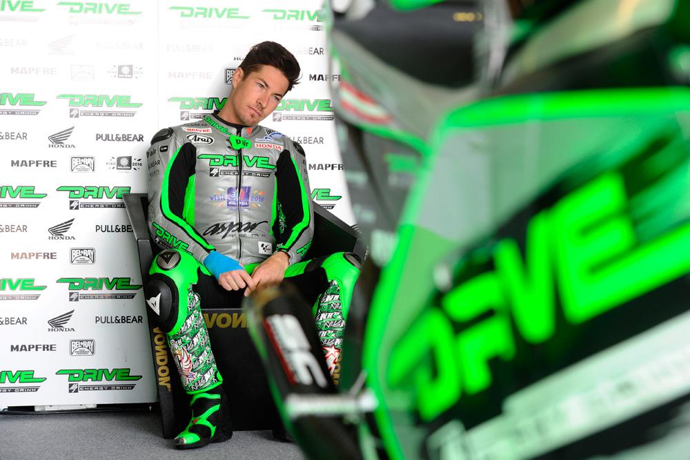Nicky Hayden, baja para las próximas dos carreras