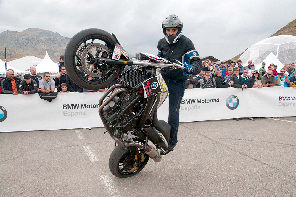 BMW Riders 2014
