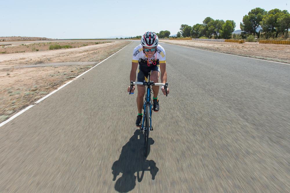 Tito Rabat cambia la moto por la bici