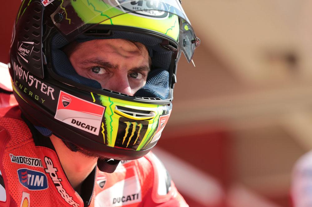 Cal Crutchlow deja Ducati y firma con LCR Honda