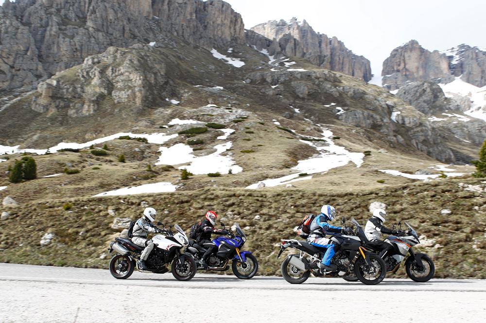 Motociclismo 2.422: Contenidos de la revista
