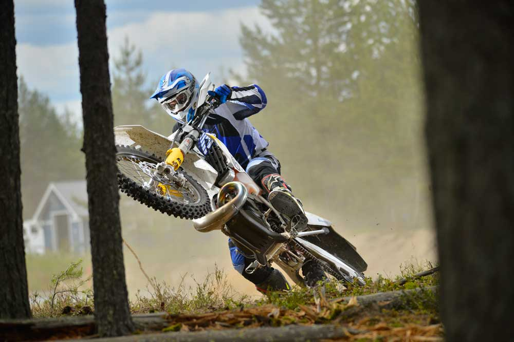 Husqvarna cross & enduro 2015