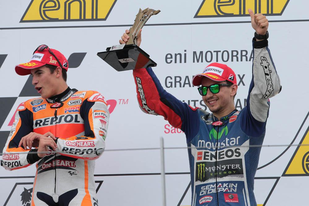 """Jorge Lorenzo: """"Todavía quedan nueve carreras, quiero pelear y dar lo mejor"""""""