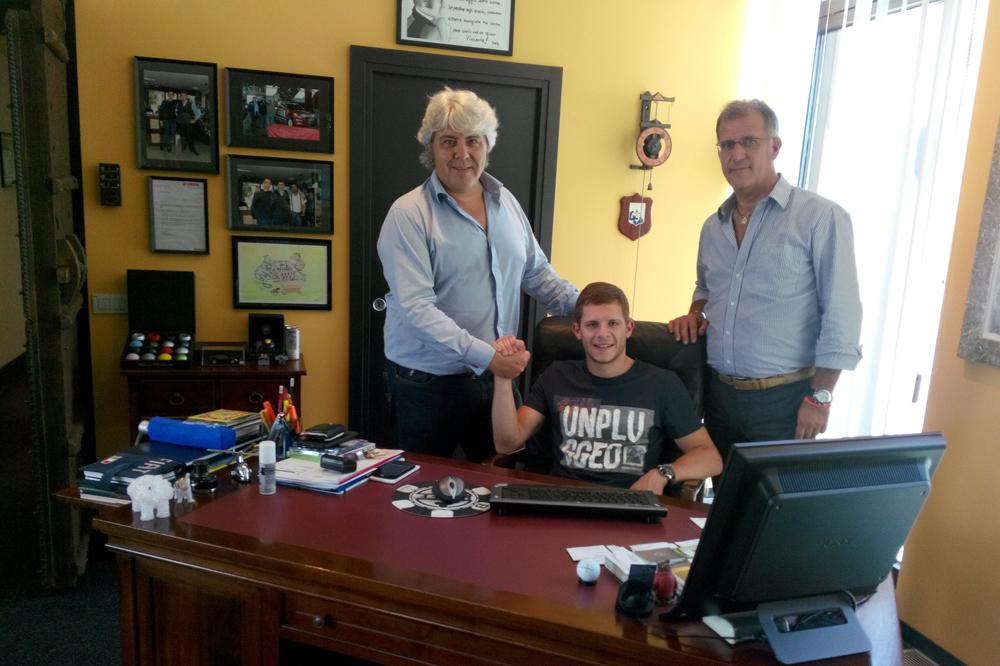 El NGM Forward Racing oficializa el fichaje de Stefan Bradl