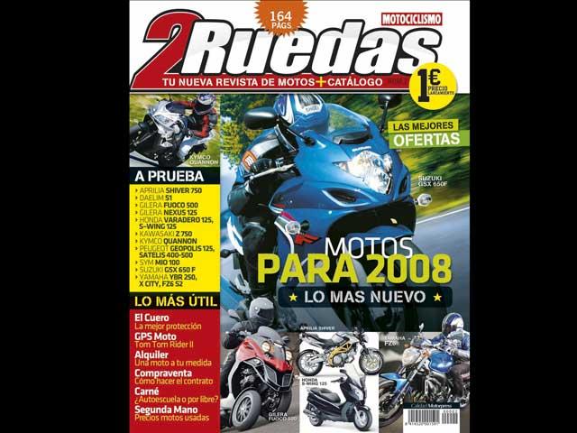 2Ruedas MOTOCICLISMO Nº2