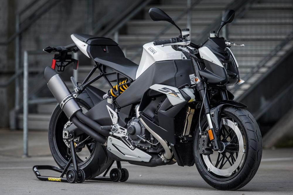 EBR anuncia el precio de la nueva 1190SX
