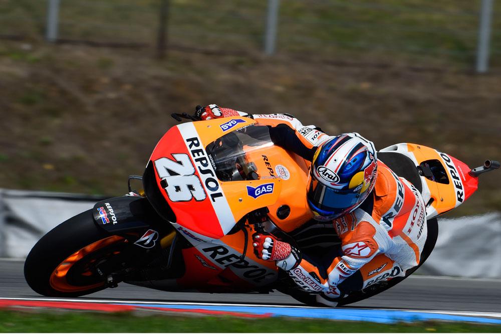 Pedrosa se impone en Brno y corta la racha de Márquez