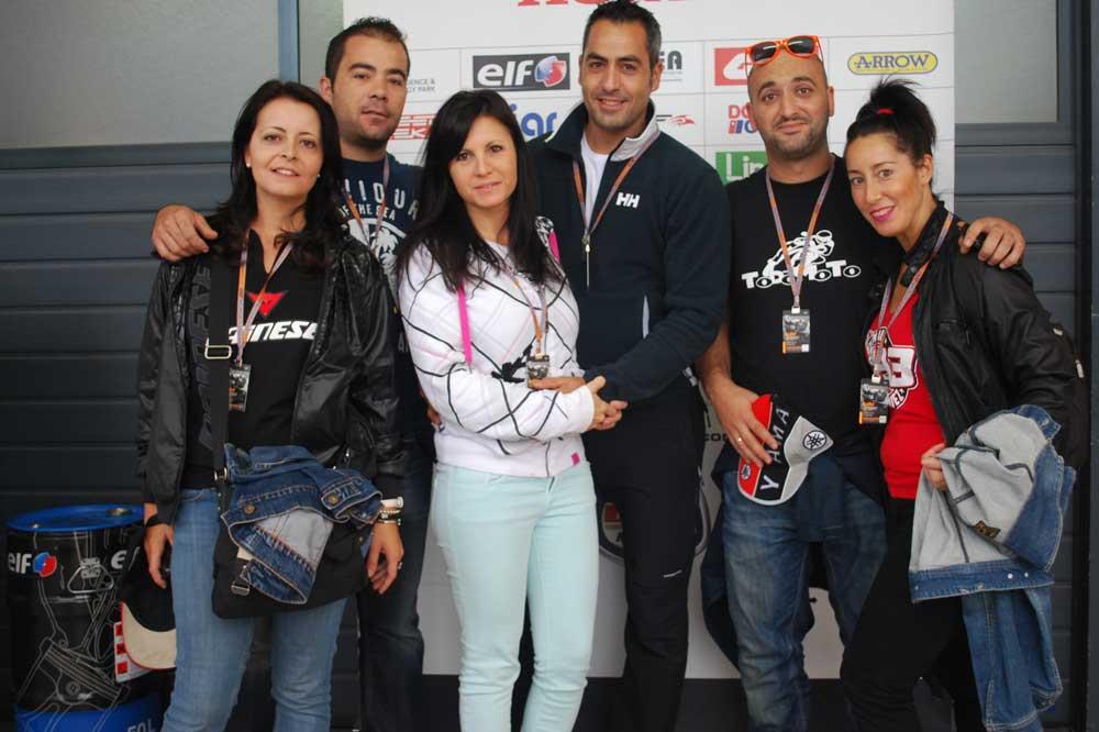 ELF MOTO te lleva al Gran Premio de Aragón