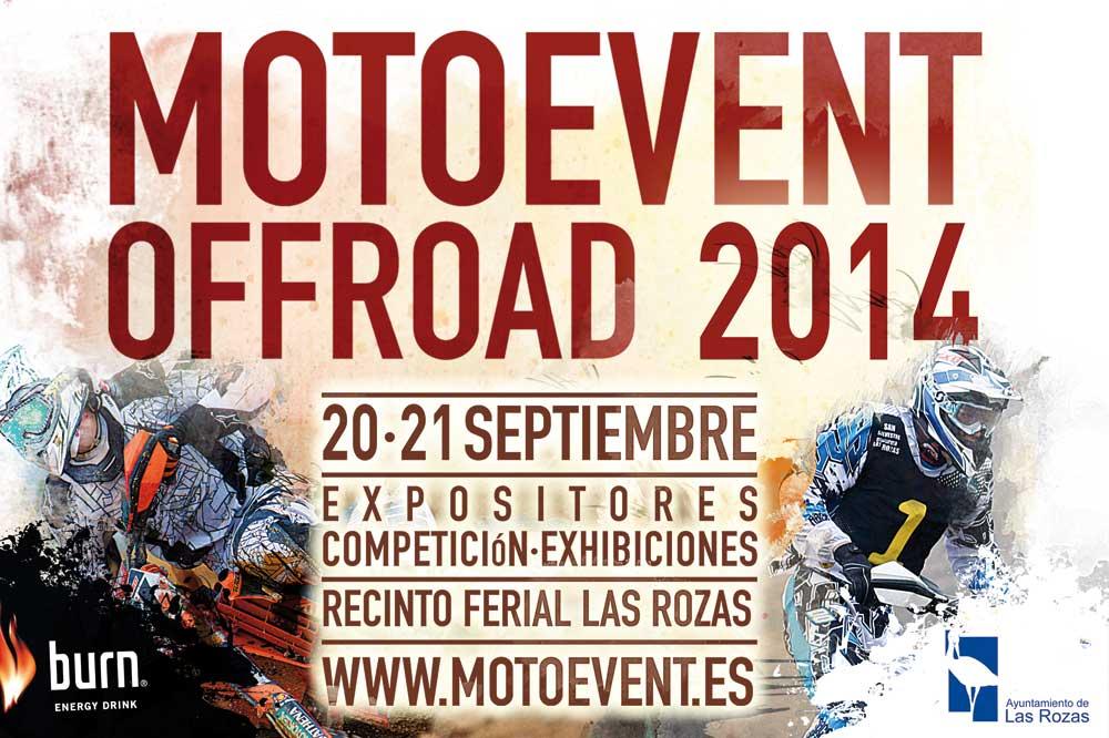 Tu entrada gratis para Moto Event