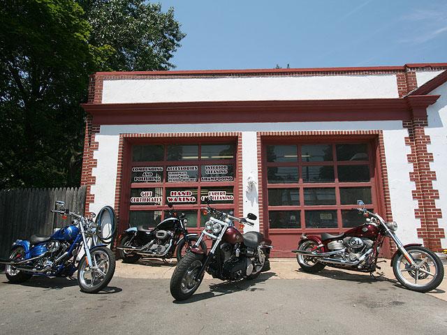 Novedades Harley Davidson 2008