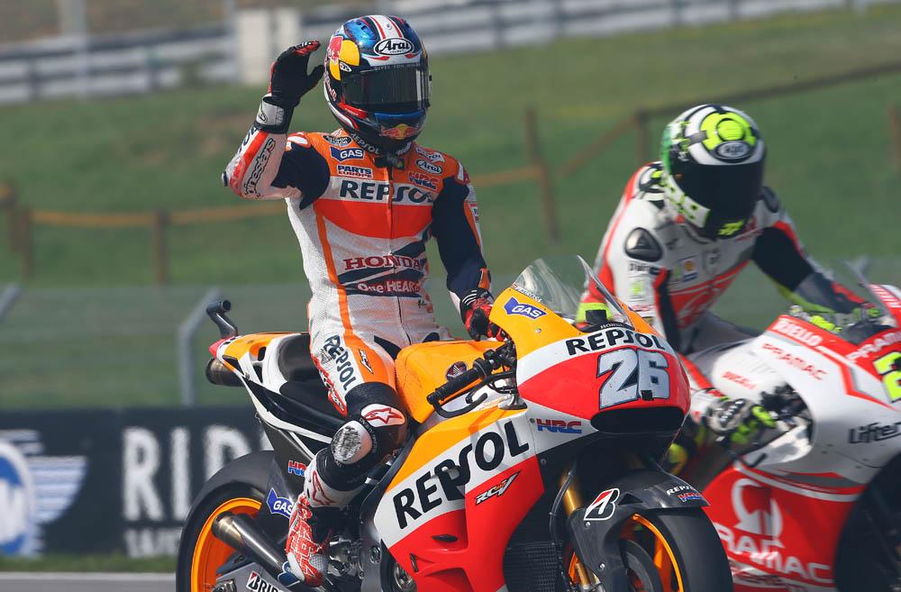 Vídeo con las mejores imágenes de la carrera de MotoGP en Brno