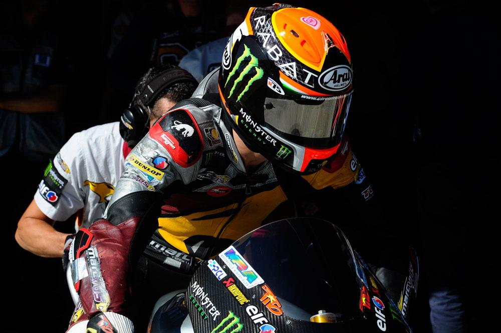 Tito Rabat: Quiero llegar a MotoGP, pero en las condiciones correctas