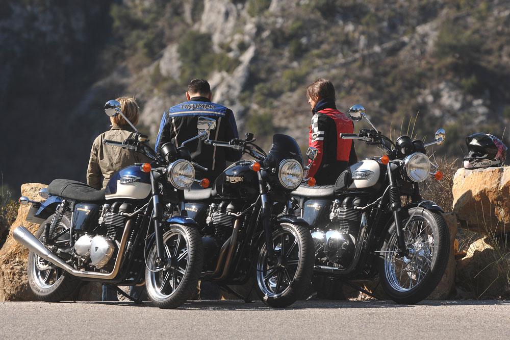 Segunda Mano Triumph Bonneville Guías De Compra Motociclismoes