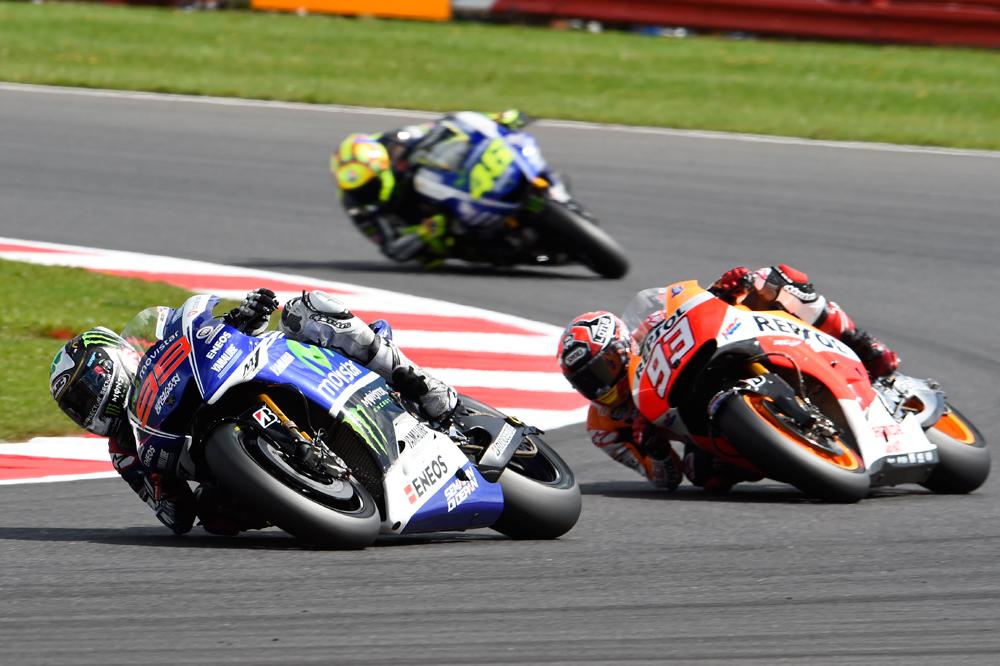 Horarios del Gran Premio de Gran Bretaña 2015