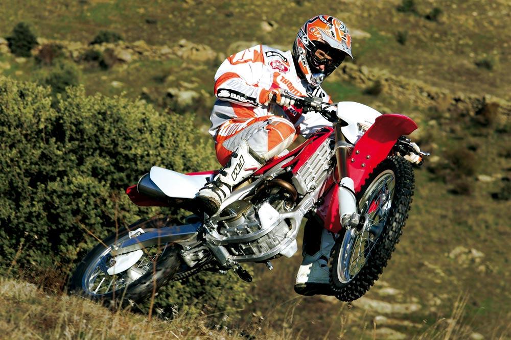 Segunda mano: Honda CRF 250 X 2006