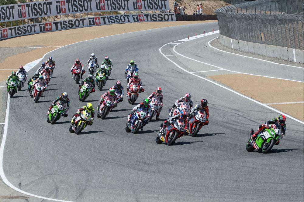 El Mundial de SBK llega a Jerez