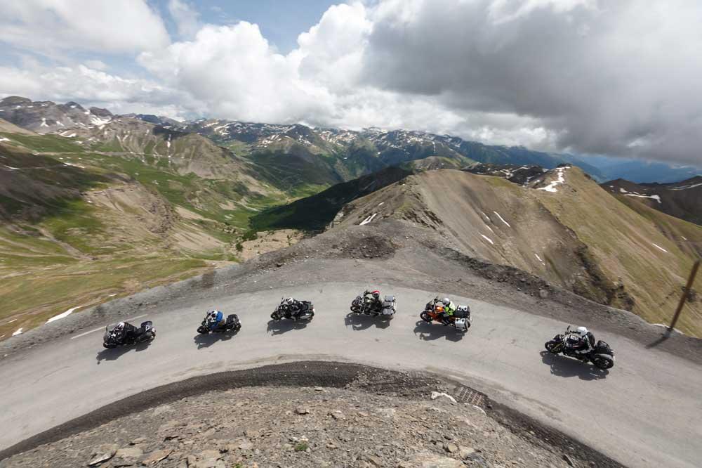 Motociclismo 2425: Contenidos de la revista