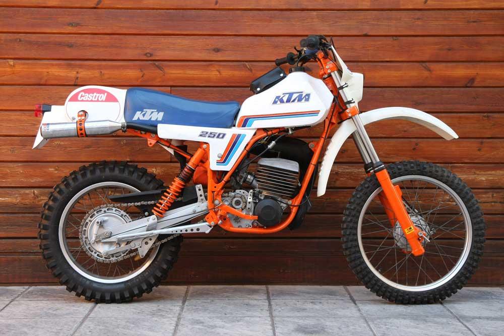 KTM GS 250 1981