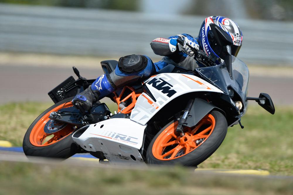 Nueva KTM RC 390