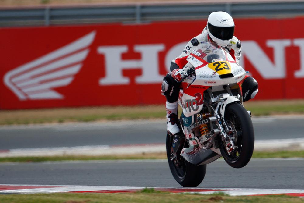 Adrián Bonastre saldrá 27º en la parrilla de Moto2